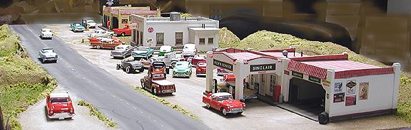 Diorama Clinic